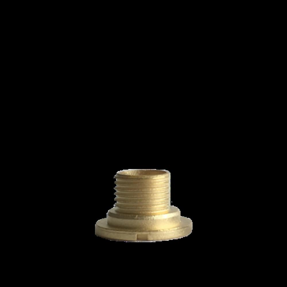 Mosazný fixační šroub hodinového strojku UTS 7 mm
