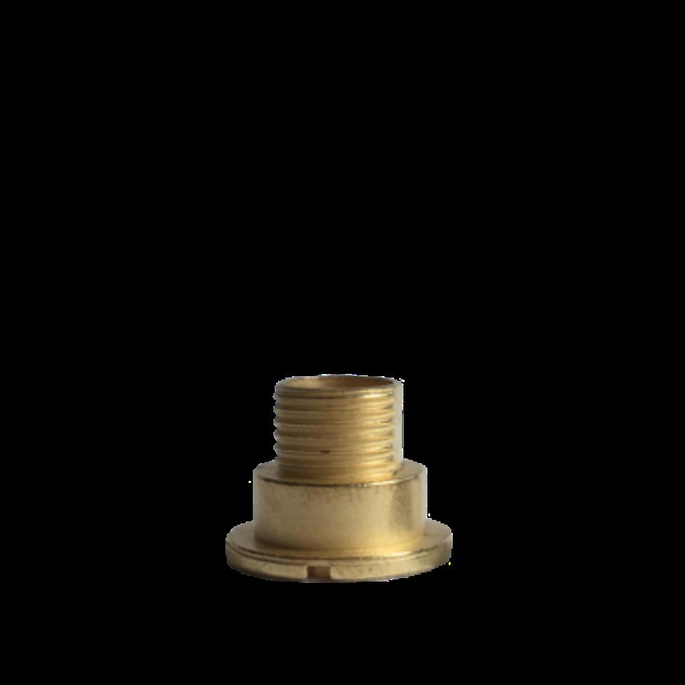 Mosazný fixační šroub hodinového strojku UTS 9 mm