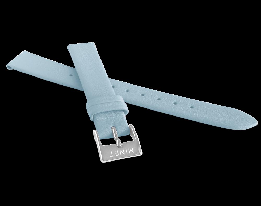 Světle modrý řemínek MINET ICON ORIGINAL - 14