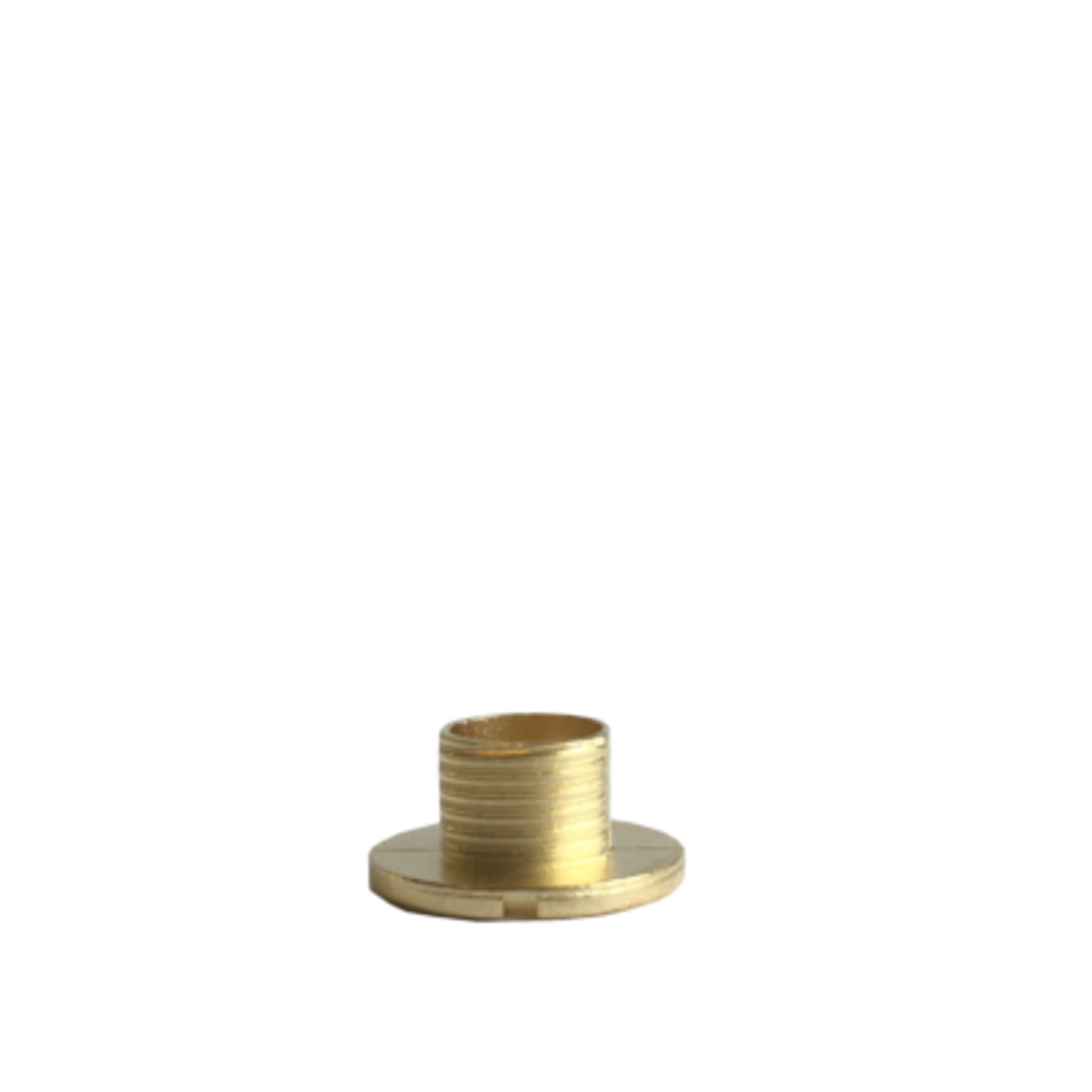 Mosazný fixační šroub hodinového strojku UTS 5 mm