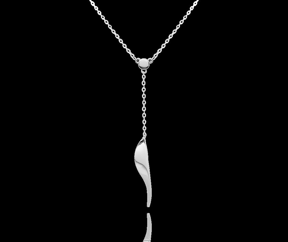 Stříbrný náhrdelník MINET