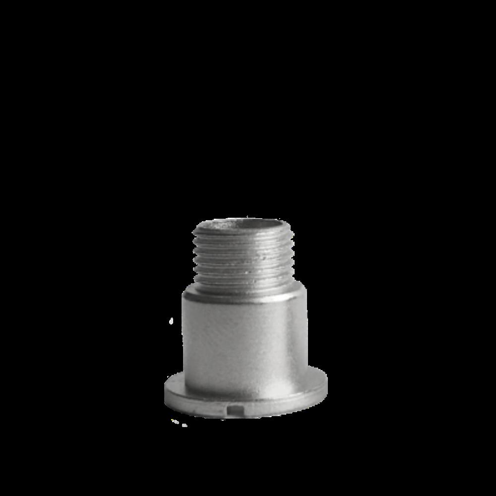 Chromový fixační šroub hodinového strojku UTS 13 mm